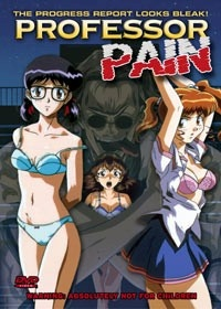 Professor Pain Hentai Series